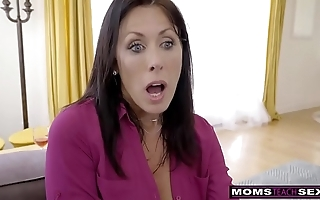 Momsteachsex - feigning mama increased by little one cum draw up s9:e1