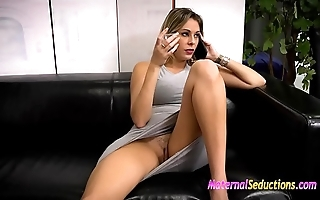 Nikki brooks more mommy is run away from tonight