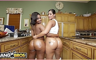 Bangbros - systematize to bone-tired lacking until your nuts explode! it's perfumed j increased by nina rotti.
