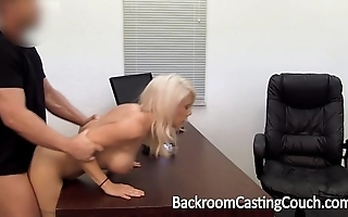 Fat boob milf assfuck casting