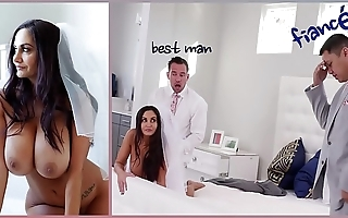 Bangbros - big breast milf cully ava addams fucks the route man