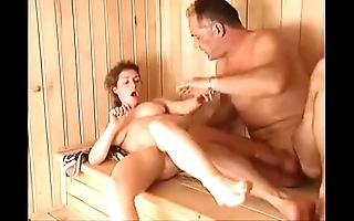 Milf sauna fuck arwyn joyousness