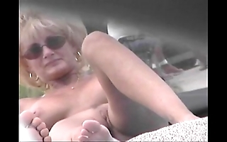 Divest run aground voyeur pellicle - cougar milf naked in front meagre run aground