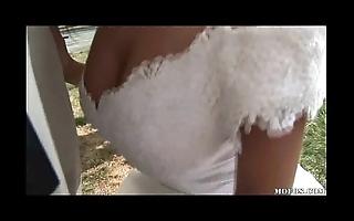 Bridal orgy!