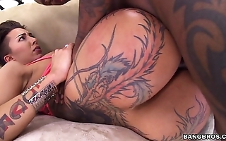 Bella bellz edibles go off at a tangent dick greatly in the sky pawg (pwg14373)