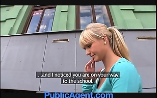 Publicagent comely kermis bonks me in my auto