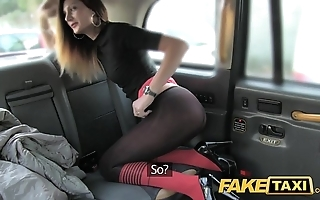 Fake cab taxi sweet talk everywhere ace fuck