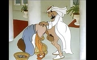 Zeichentrickparade - im house of ill fame ist der teufel los
