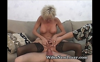 Older milf satisfied off out of one's mind youthful suitor