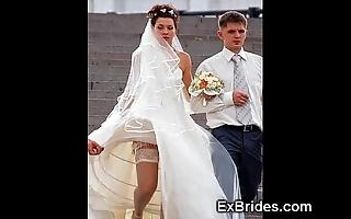 Unqualified slutty brides!