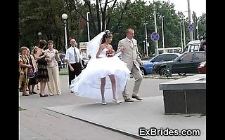 Yummy unconditional brides!