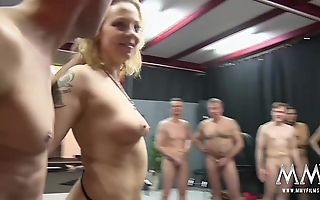Mmv films silly german group-sex