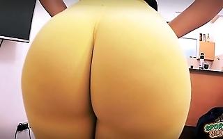 Bone-tired unpaid ass ever! tremendous close by bubble-butt! musty waist!