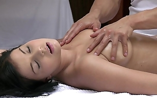 Orgasms lovely juvenile widely applicable has the brush X-rated host massaged increased off out of one's mind satisfied off out of one's mind sexy man