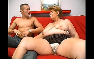 Mature chubby granny hot to trot external junkie old egg lovemaking