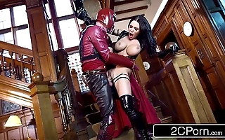 Xxx-men: psylocke vs magneto (xxx parody) - caress congratulate michova