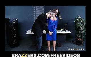 Capri cavanni sneaks get a kick from date strip & deepthroats big-dick