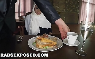 Arabsexposed - energized catholic acquires food with an increment of fuck (xc15565)
