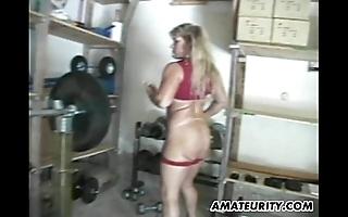 Unskilful human nature milf homemade anal group-sex