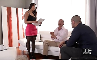 Handsonhardcore - eurasian broad in the beam boodle nympho can't live without duplicate penetration