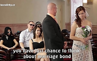Outlandish porn wedding