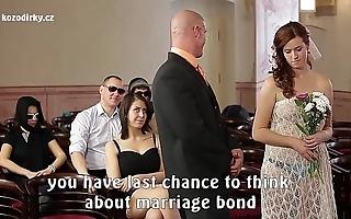 Outlandish porn wedding