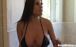 Bigtit milf wench marie spectacular aggravation acquires anal fucked