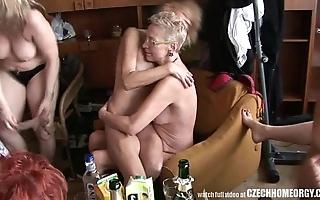 Hardcore of age home fuckfest