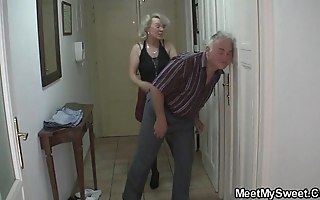 This guy finds his mother plus pop fucking his gf