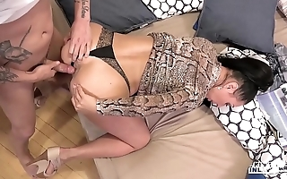 Abnormal inlaws - ensnared anal dance surrounding russian milf eva ann plus youthful stepson