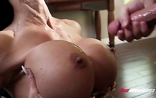 Stepmom jewels sink fucking say no to hung stepson