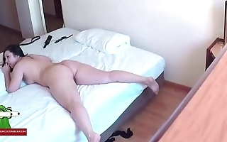 Hidden webcam in a motel room. raf303