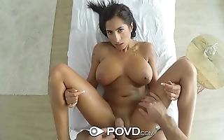 Povd oiled approximately massage think the world of beside arrogantly boobs stacy goose