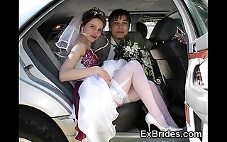Through-and-through madcap brides!