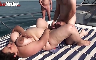 Bbw granny screwed superior to before a sailing-boat relating to throw up - hotgirlsx.net - pornsexvideosxxx.com
