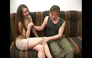 Mila 02 - russian mom and juveniles