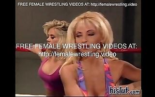 Those strumpets wrestling hawt